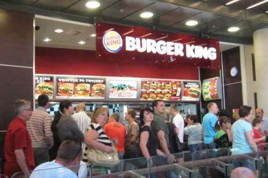 Rosyjskie telewizje nie chcą reklamować sieci Burger King
