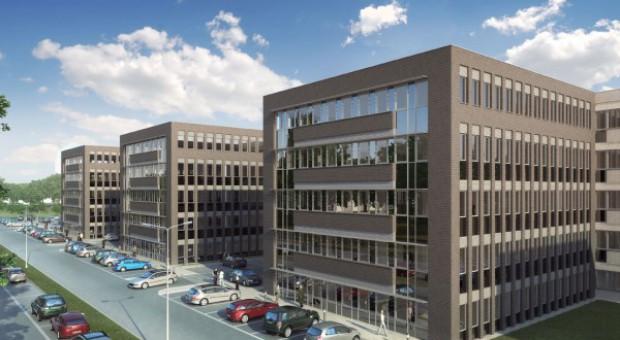 Biurowe powiększenie w stołecznym projekcie Liebrecht & wooD.