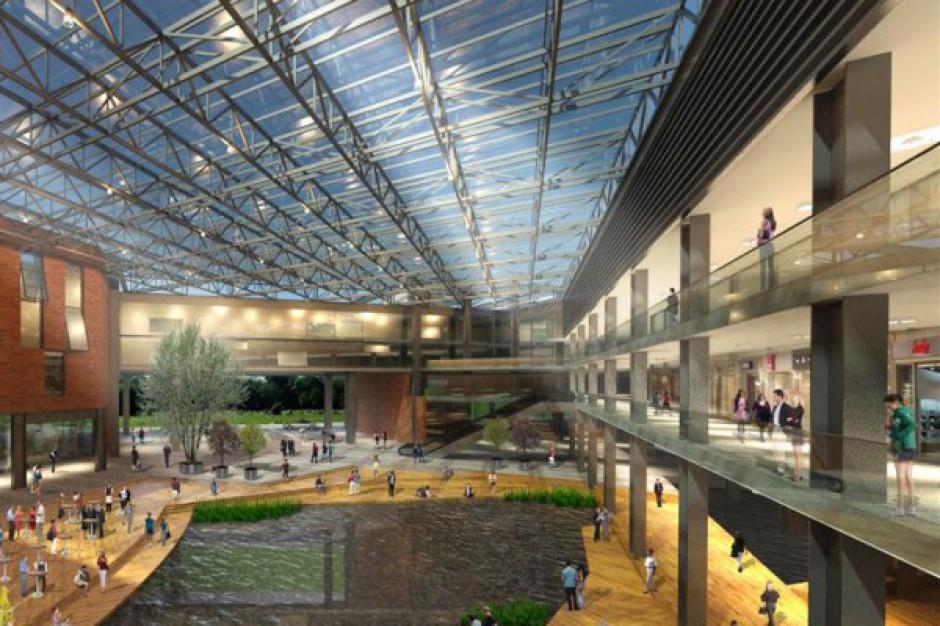 Centrum Hevelius w oczekiwaniu na pozwolenie na budowę