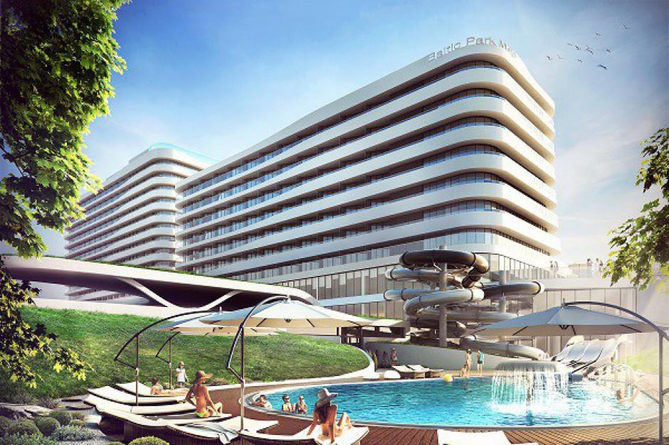 Znamy wykonawcę pięciogwiazdkowego hotelu Baltic Park Molo