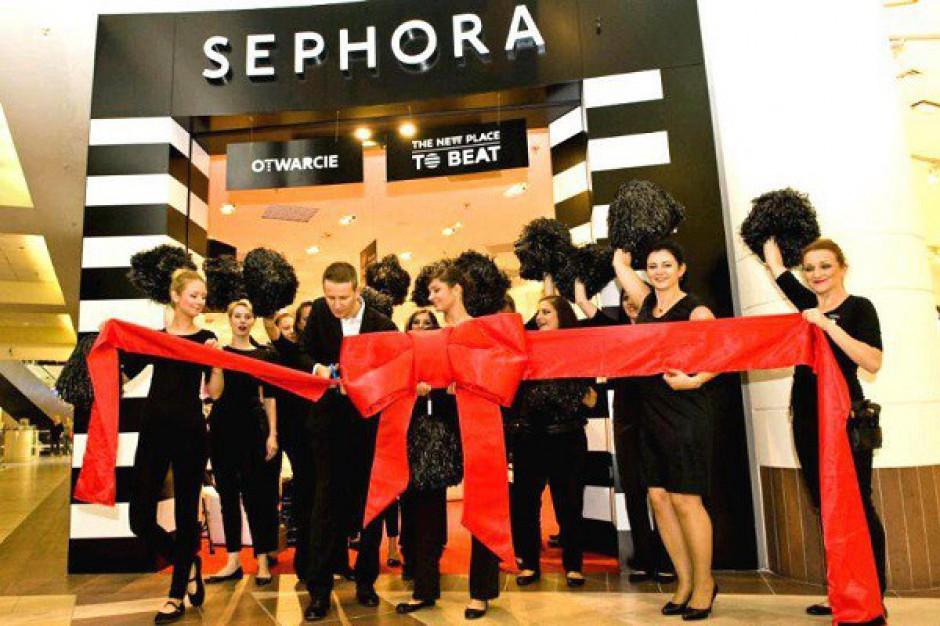Sephora w Galerii Mokotów ponownie otwarta - zdjęcia