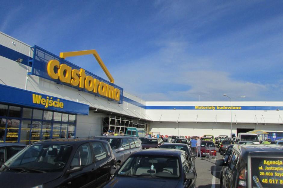 Click and collect w warszawskiej Castoramie