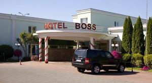 Koniec modernizacji hotelu BOSS