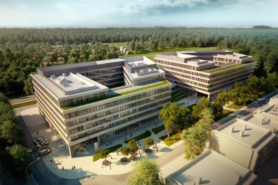 Echo Investment zdobyło finansowanie na budowę Parku Rozwoju