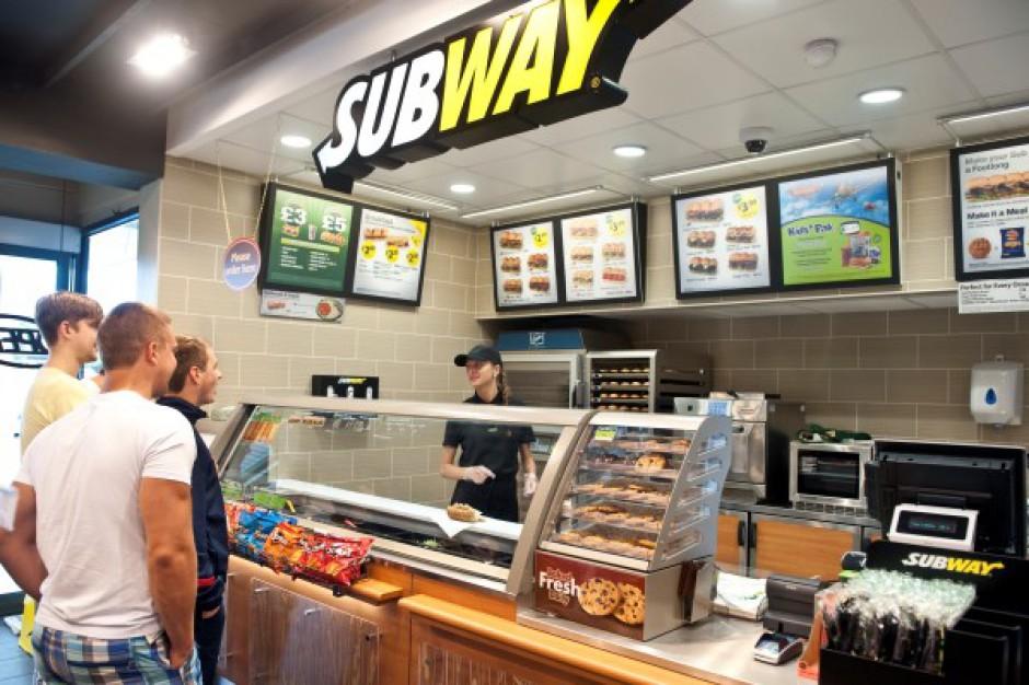 Subway otworzył  40-tysięczną restaurację na świecie