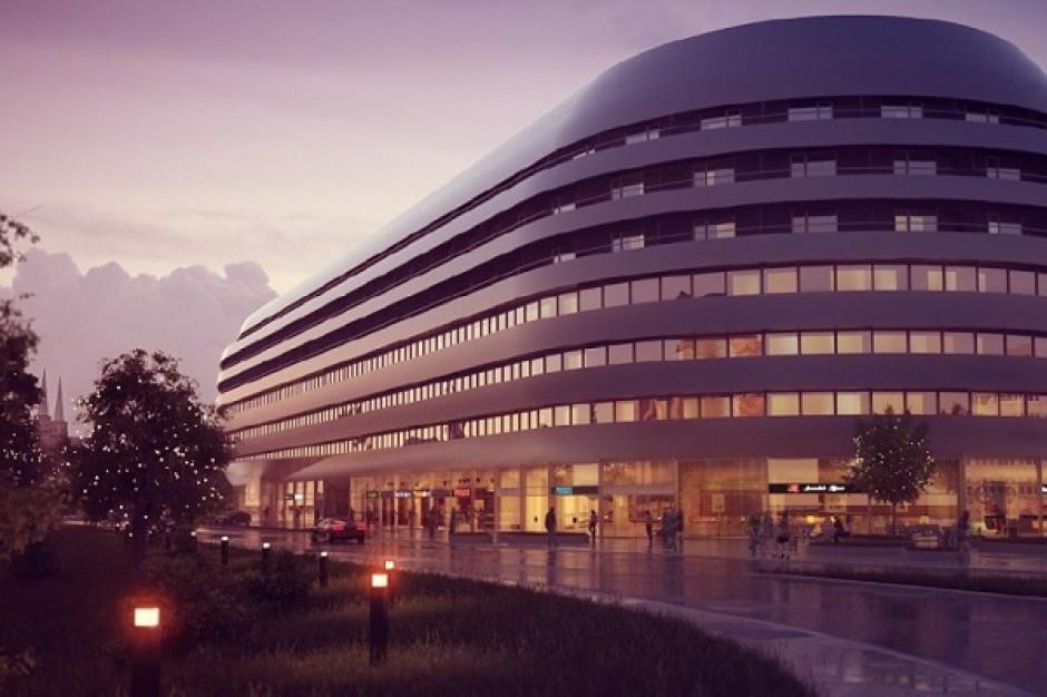 Budowa pięciogwiazdkowego DoubleTree by Hilton we Wrocławiu ruszy lada dzień