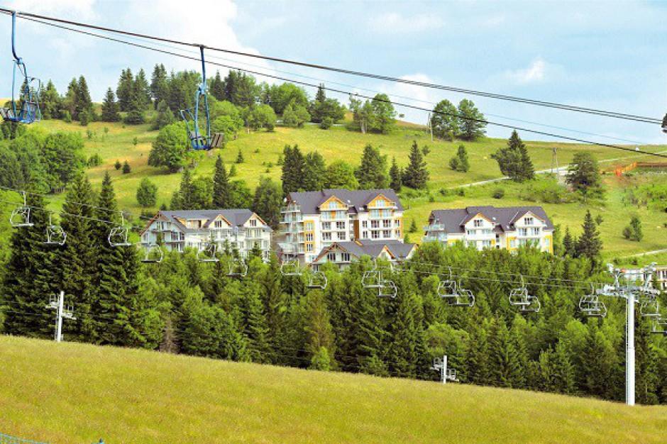 Ambitne plany rozwoju ośrodka Czarna Góra