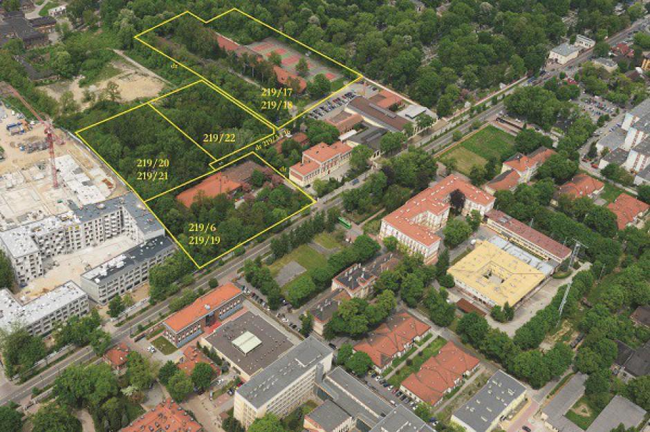 AMW sprzedaje krakowskie nieruchomości