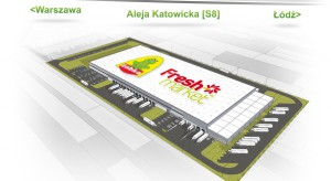 Żabka Polska otwiera trzecie Centrum Dystrybucyjne