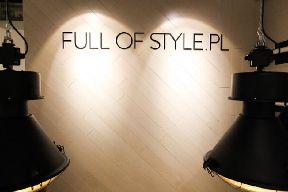 Pierwszy butik Full of Style wystartował w Złotych Tarasach