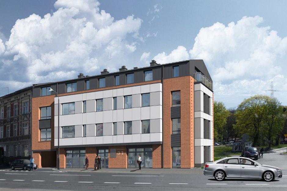 Koniec budowy kolejnego biurowca w Bydgoszczy
