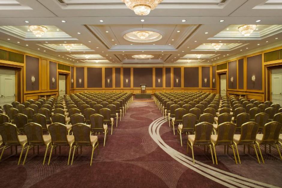 Hotel Sheraton w Warszawie po renowacji
