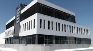 Trwa realizacja biurowca w Dąbrowie Góniczej