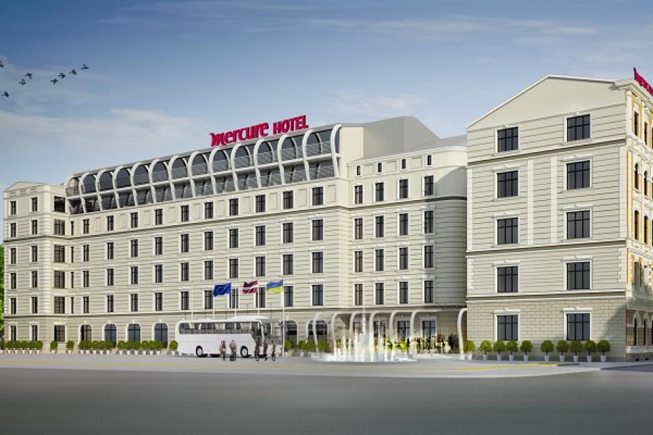 Grupa Hotelowa Orbis podbija Łotwę
