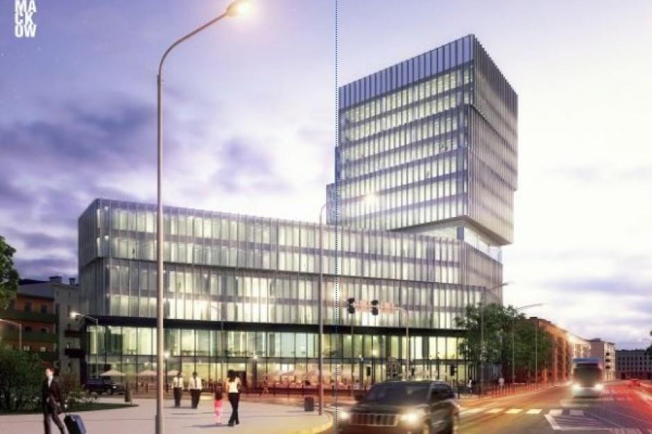 Inwestor kompleksu biurowego we Wrocławiu szuka nazwy dla projeku
