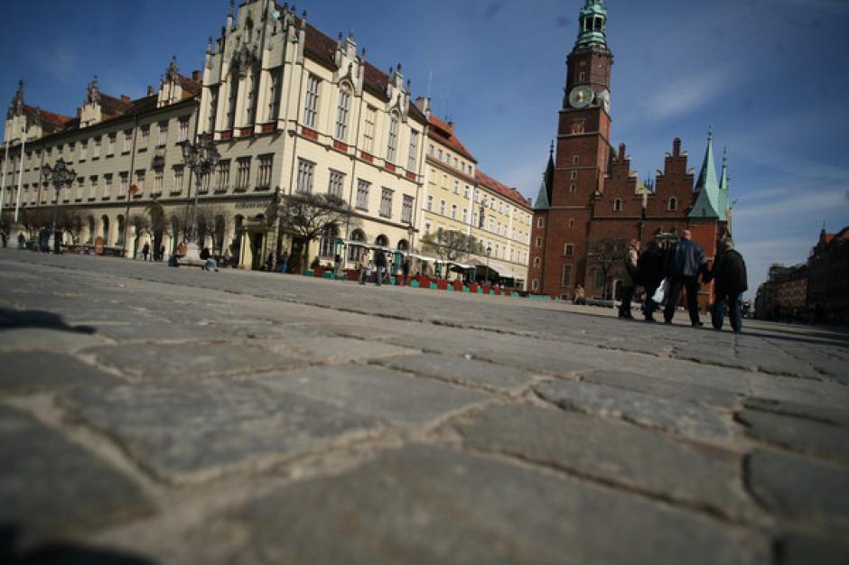 Unibail-Rodamco przekonuje do budowy nowego centrum handlowego we Wrocławiu