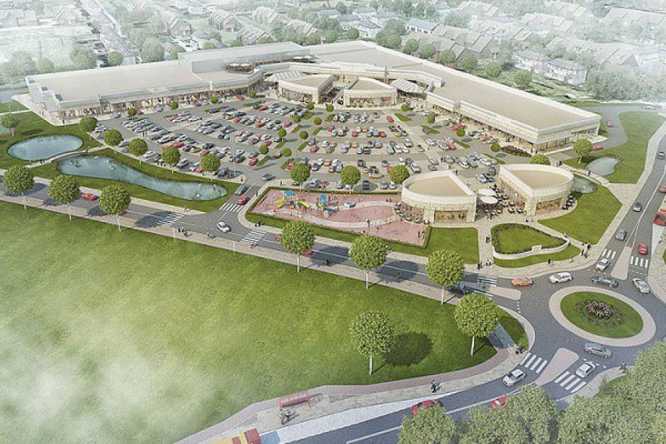 Ghelamco szykuje kolejne centra handlowe pod Warszawą