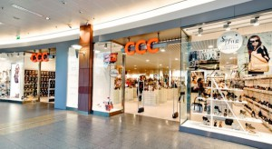 Koncept premium CCC w Galerii Głogów