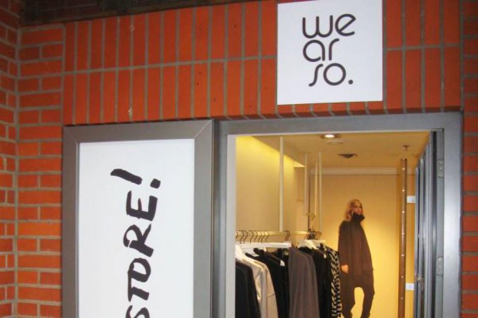 Organiczny pop-up store w Starym Browarze