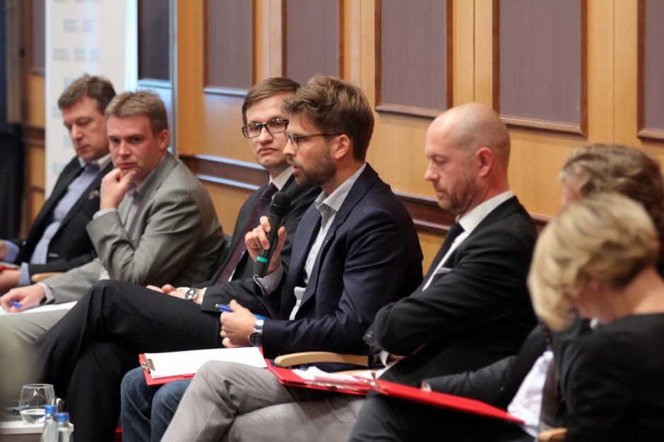 Zobacz zdjęcia z sesji o rynku e-commerce w trakcie Property Forum