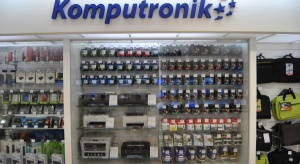 Komputronik stworzy nową sieć handlową