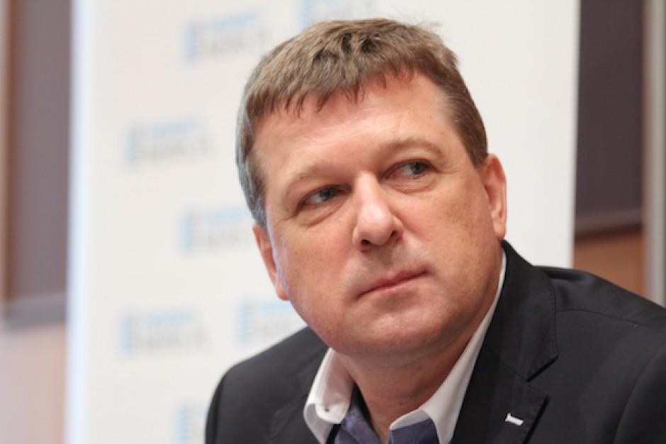 Krzysztof Bajołek tworzy nową markę - wideo