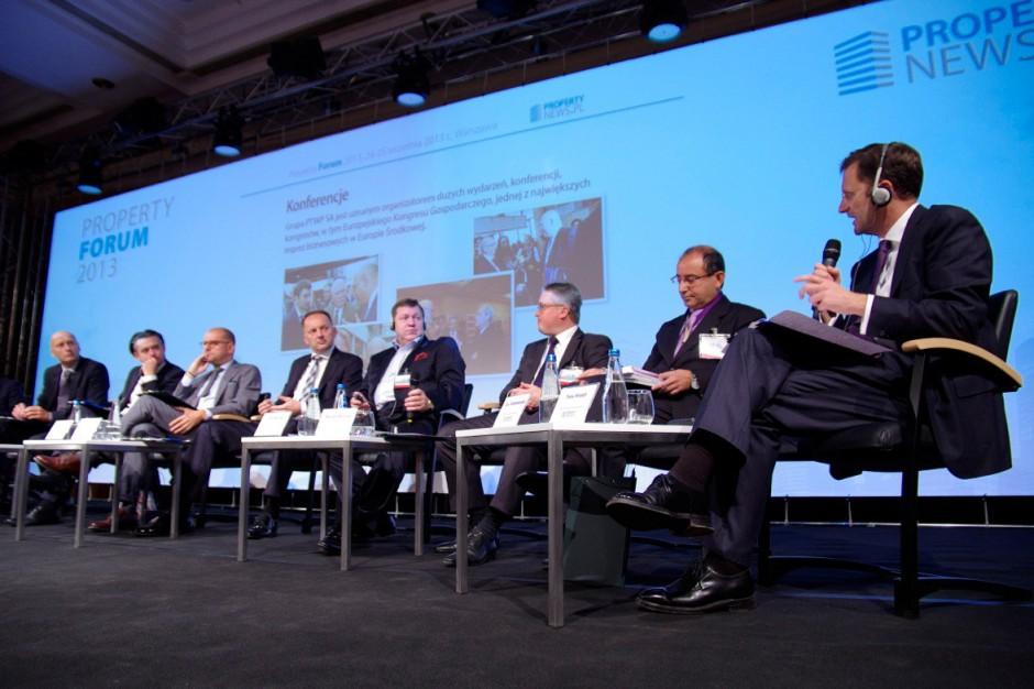 Polska na długo pozostanie liderem - Property Forum 2013