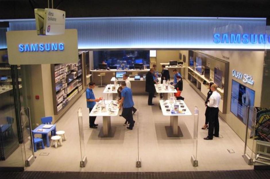 Samsung otworzył swój drugi sklep firmowy w Polsce