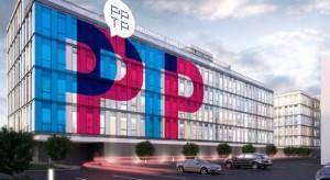 Rośnie nowy biurowiec w Poznańskim Parku Technologiczno-Przemysłowym