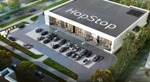 Komercjalizacja HopStop na finiszu