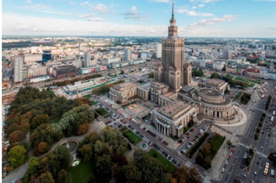 Warszawski rynek nieruchomości magnesem dla inwestorów - raport