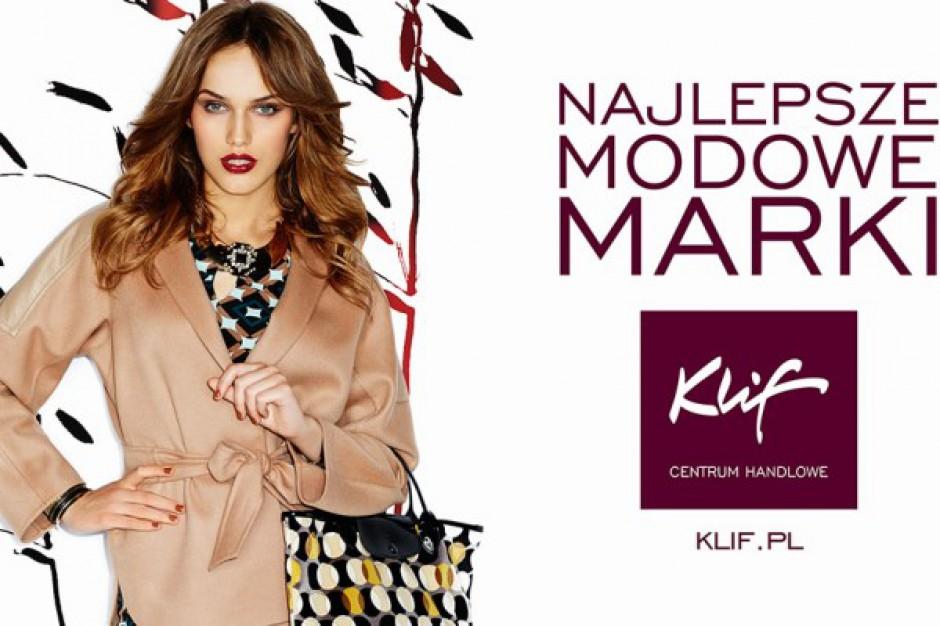 Jesienna kampania Domów Mody Klif
