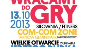 Legenda polskiej piłki nożnej otworzy centrum sportowe w Gemini Park Tarnów