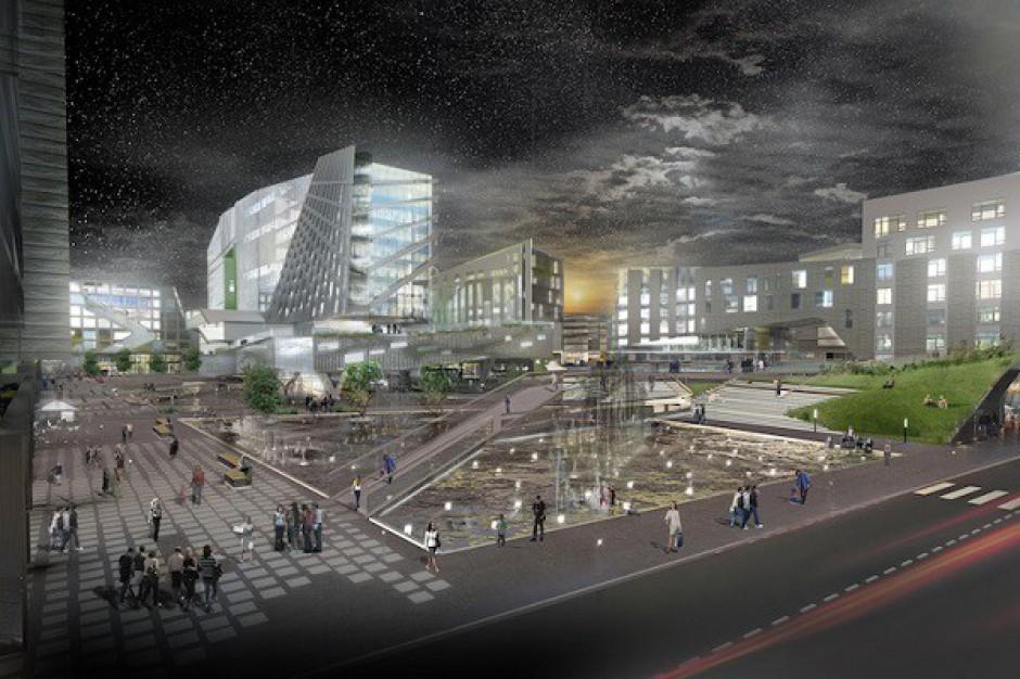 Poznaj nowatorskie pomysły dla stołecznej przestrzeni publicznej