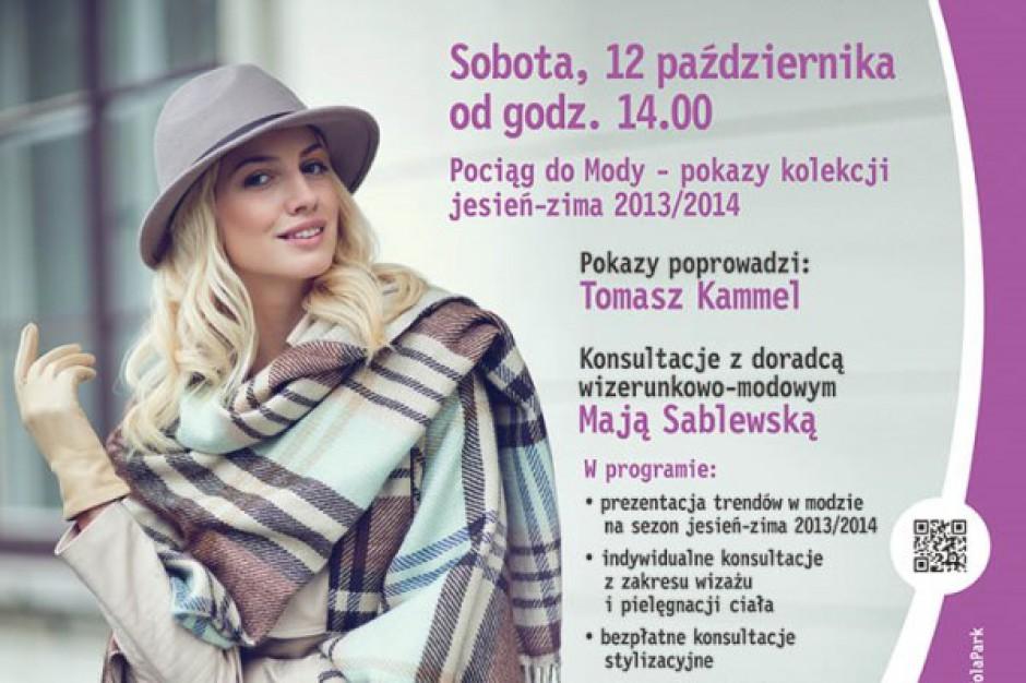 Podróż do świata mody z Mają Sablewską w Wola Park
