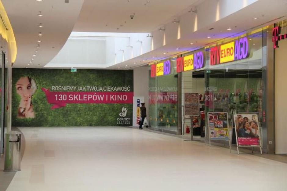 Centrum Handlowe Ogrody w nowej odsłonie