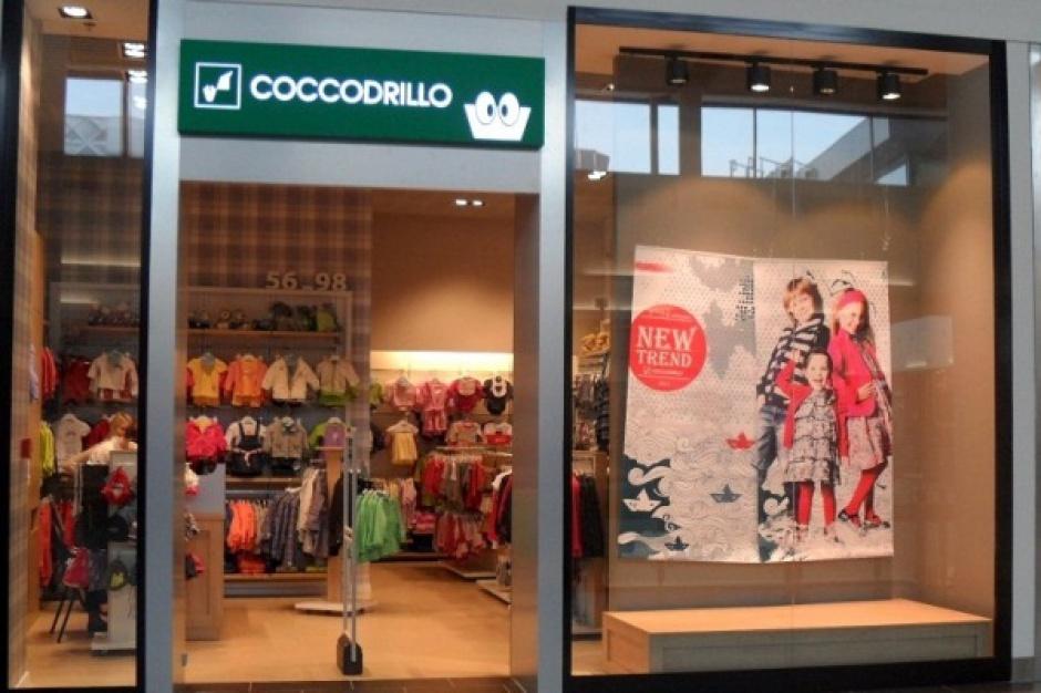 Coccodrillo otwiera salon w Braniewie