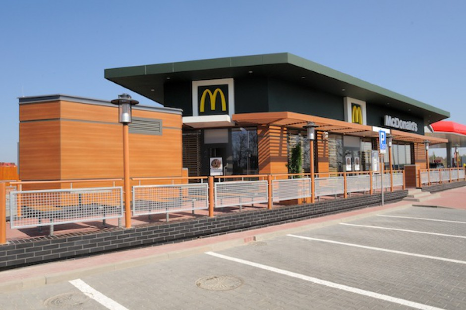 McDonalds może stworzyć fundusz nieruchomościowy