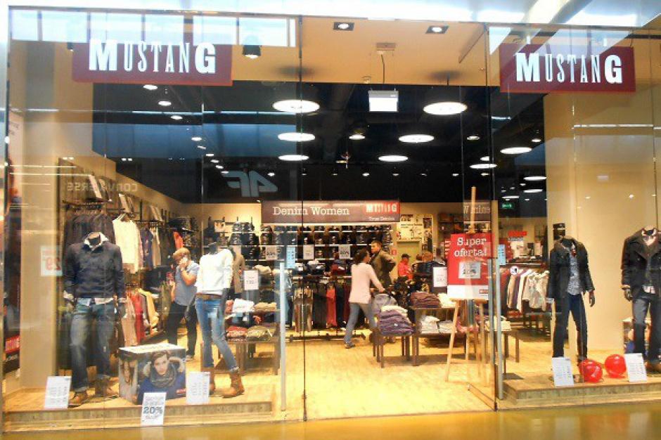 Większy sklep marki Mustang rusza w Factory Wrocław