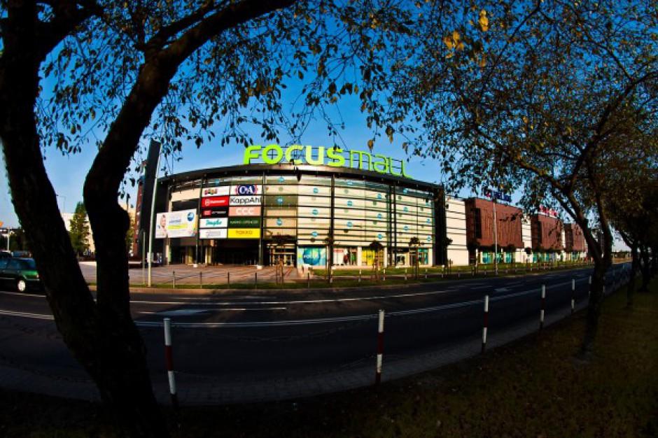 Najemcy przedłużają umowy najmu w Focus Mall Piotrków Trybunalski