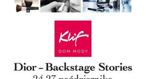 Sekrety wizażystów Dior w Domu Mody Klif