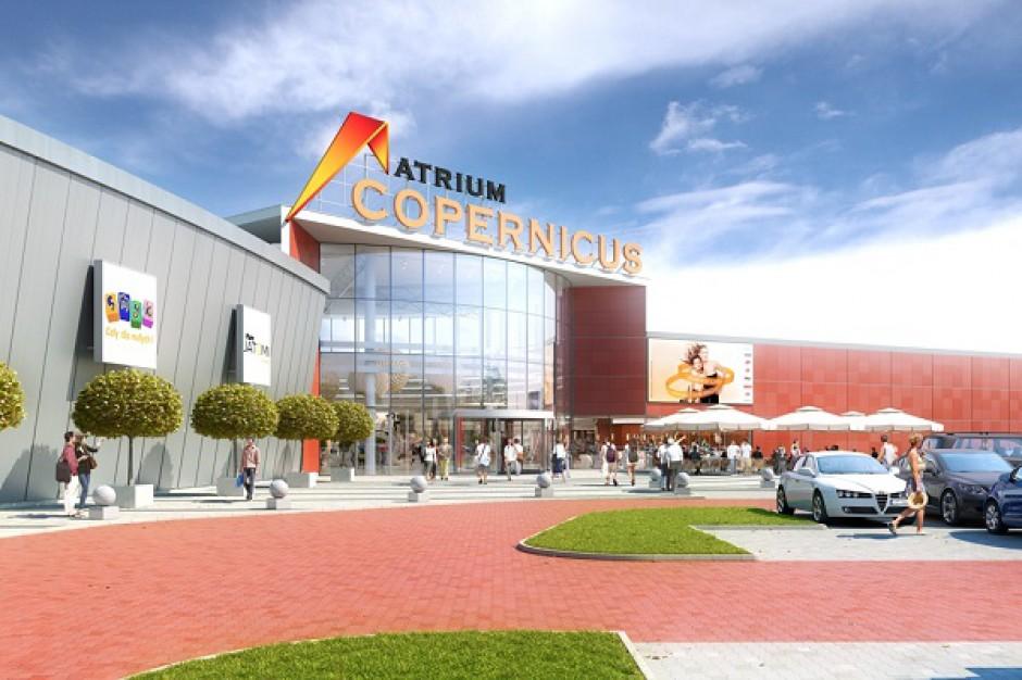 Rozbudowa Atrium Copernicus potrwa do końca 2014 roku
