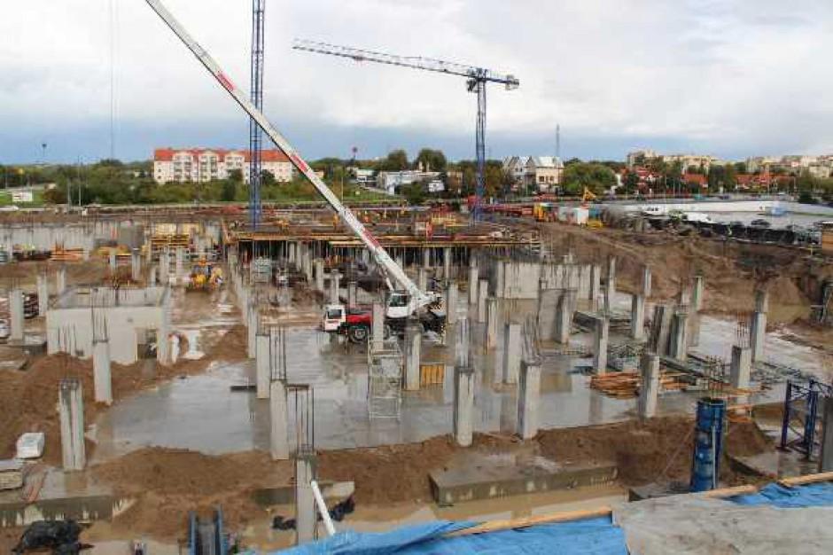 Nowy etap rozbudowy CH Ogrody w Elblągu rozpoczęty