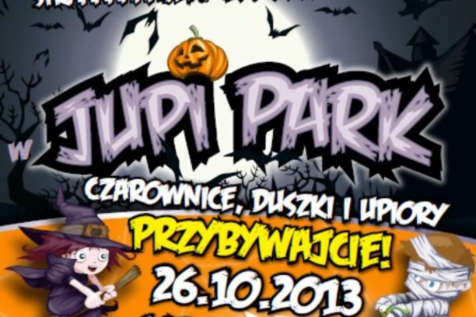 Halloween w Jupi Parku