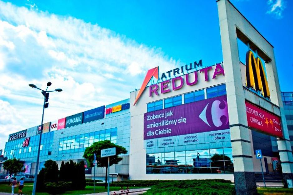 Atrium Reduta wprowadza nowe marki