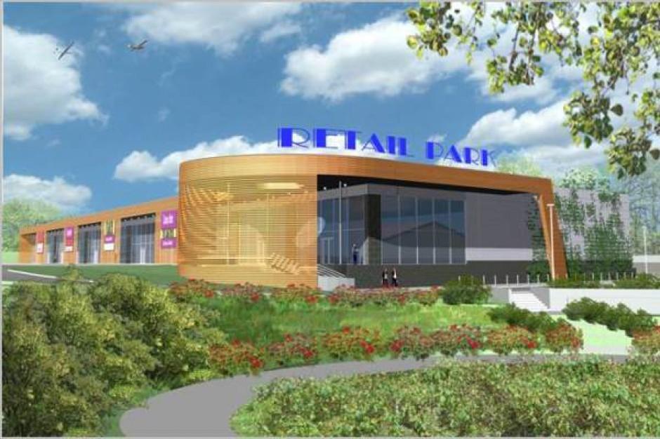 Retail Park Bielsko z pozwoleniem na budowę