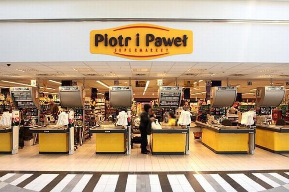 Pięć nowych sklepów sieci Piotr i Paweł