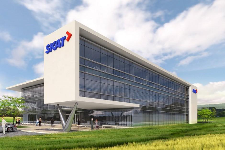 Gdańskie lotnisko przyciąga kolejną inwestycję biurową - wizualizacje
