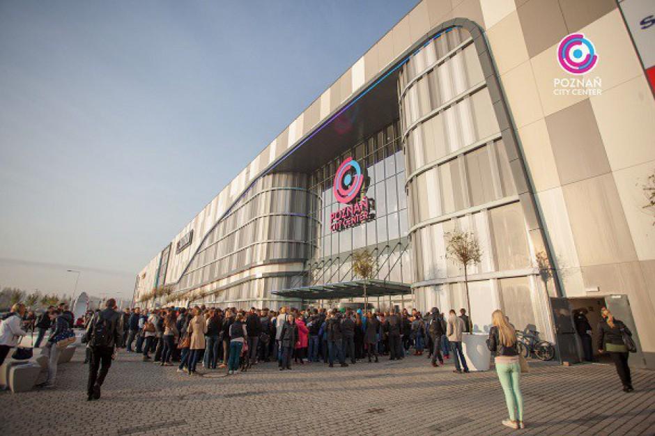 Zobacz zdjęcia z otwarcia Poznań City Center