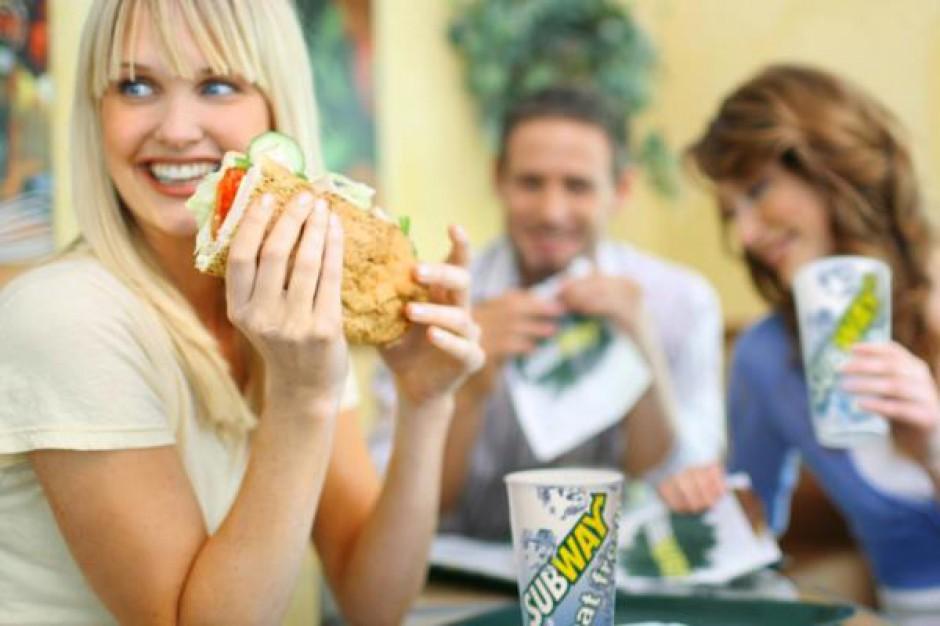 Subway otworzył setną restaurację